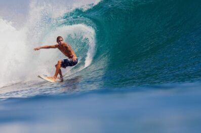 What Muscles Do You Work on When Surfing?