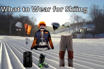 What can I Wear for Skiing (Helpful Guide)