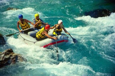Ten Questions to Ask Yourself Before Going White Water Rafting