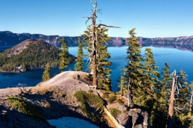 The Best Lakes to Camp by in Oregon