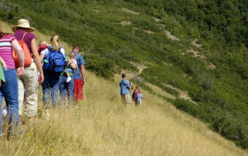 Four Hiking Team Building Activities