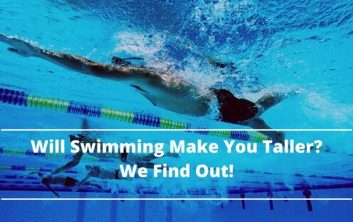 Can Swimming Make You Taller? We Find Out