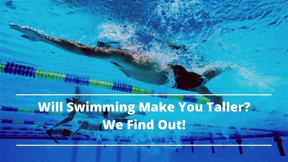 Will Swimming Make You Taller