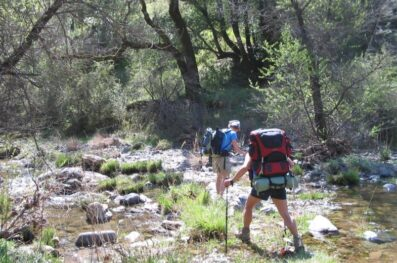 Day Hiking Vs. Backpacking: What's the Difference?