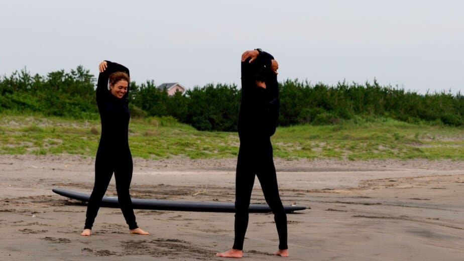 Getting Fit For Surfing
