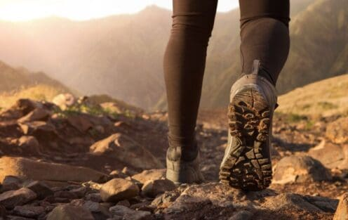 Hiking Vs. Running: Which Is Better?