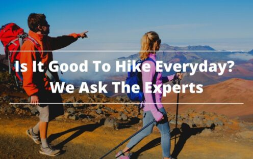 Is It Good to Hike Every Day? We Ask Experts