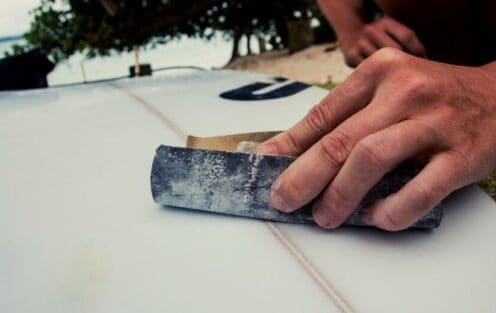 Surfboard Waterlogged? Here's What to Do