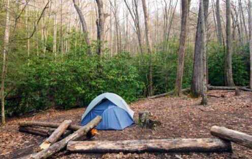 How Camping Can Help with Anxiety