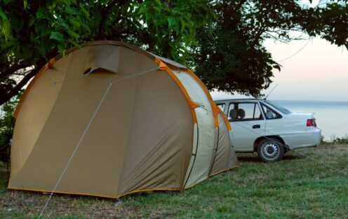 Everything You Need to Know About Car Camping With Kids